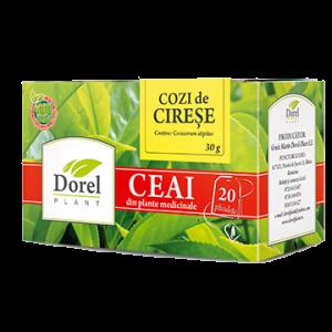 COZI DE CIRESE, Ceai 20 plicuri, Dorel Plant