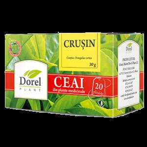 CRUSIN, Ceai 20 plicuri, Dorel Plant
