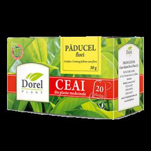 PADUCEL, Ceai 20 plicuri, Dorel Plant