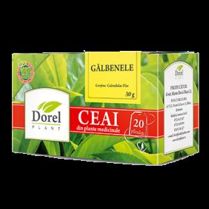 GALBENELE, Ceai 20 plicuri, Dorel Plant
