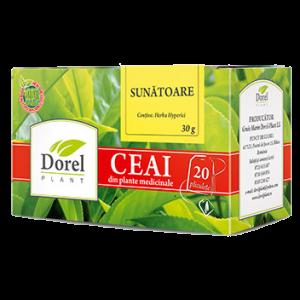 SUNATOARE, Ceai 20 plicuri, Dorel Plant