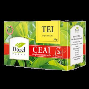 TEI, Ceai 20 plicuri, Dorel Plant