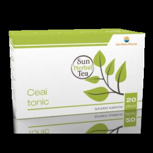 CEAI TONIC 20 plicuri x 2,5 g, Sun Wave Pharma