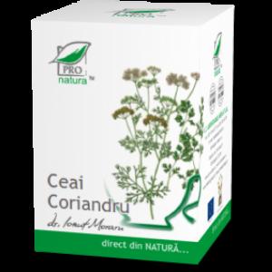 CORIANDRU, Ceai 20 doze, Laboratoarele Medica
