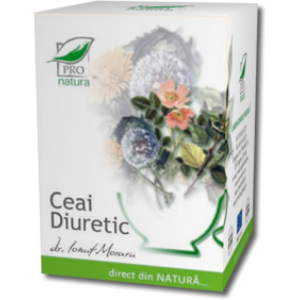 DIURETIC, Ceai 25 doze, Laboratoarele Medica