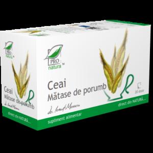 MATASE DE PORUMB, Ceai 20 doze, Laboratoarele Medica