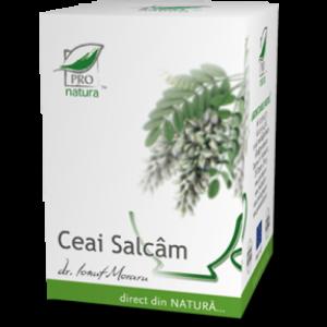 SALCAM, Ceai 20 doze, Laboratoarele Medica