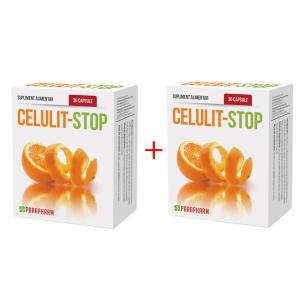 CELULIT STOP 1+1 GRATIS, 30+30 capsule, Parapharm