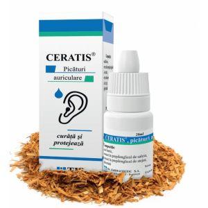 PICATURI AURTICULARE CERATIS, 20 ml, Tis Farmaceutic