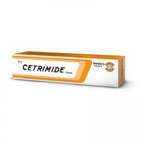 CETRIMIDE CREMA 20 g, Pharco Impex