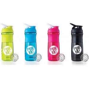 SHAKER BPA FREE, 828 ml, Pur Ya!