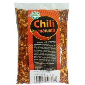 CHILI MARUNTIT 100g, Herbavit
