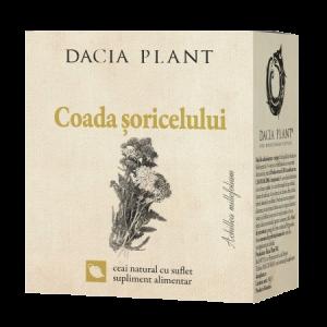 COADA SORICELULUI, Ceai 50 g, Dacia Plant