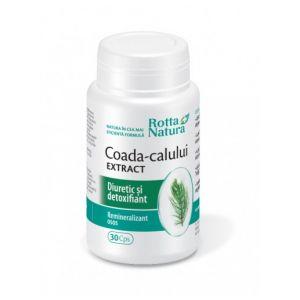 COADA CALULUI 300 mg, 30 capsule, Rotte Natura