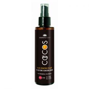 ULEI DE PLAJA COCOS SPF 15, 150 ml, Cosmetic Plant