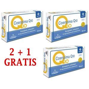 COENZIMA Q10 10 mg, 2+1 GRATIS, Ac Helcor