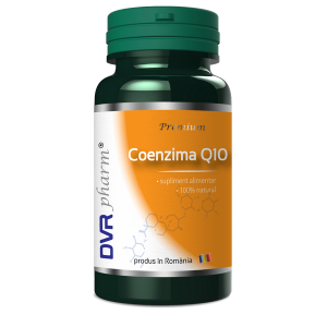 COENZIMA Q10 50 mg, DVR Pharm