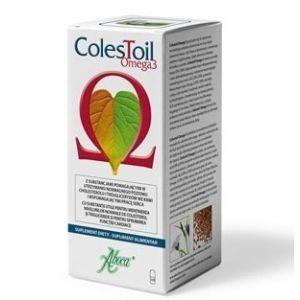 COLESTOIL OMEGA 3, 100 capsule, Aboca