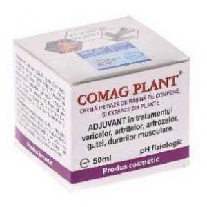 CREMA CU RASINI DE CONIFERE - COMAG PLANT, 50 ml, Elzin Plant