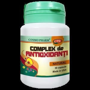 COMPLEX DE ANTIOXIDANTI 30 capsule, Cosmo Pharm