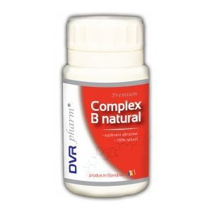 COMPLEX B NATURAL 90 capsule, DVR Pharm