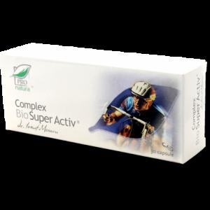 COMPLEX BIO SUPER ACTIV, 30 capsule, Laboratoarele Medica