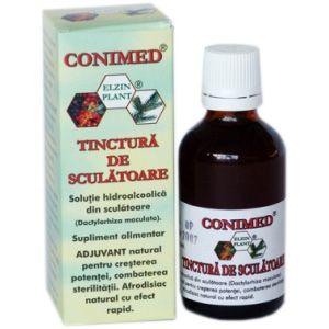 SCULATOARE, Tinctura 50 ml, Elzin Plant