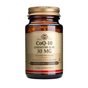 COENZYME Q-10 30 mg, 30 capsule, Solgar
