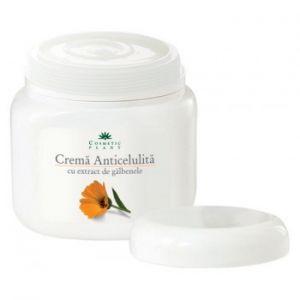 CREMA ANTICELULITA CU EXTRACT DE GALBENELE, 500 ml, Cosmetic Plant