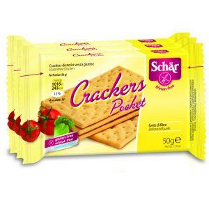 CRACKERS POCKET 3 x 50 g, Dr. Schar