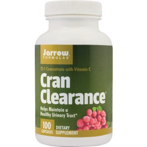 CRAN CLEARANCE 100 capsule, Jarrow Formulas