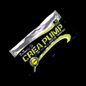 CREA PUMP, plic 50 g, Biotech Nutrition