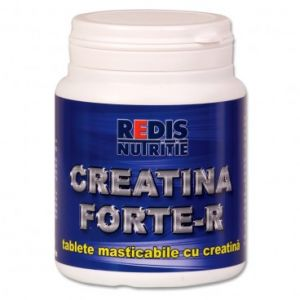 CREATINA FORTE-R TABLETE MASTICABILE, 90/300/500 tablete, Redis