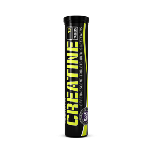 CREATINE EFFERVESCENT 13 tablete, Biotech Nutrition