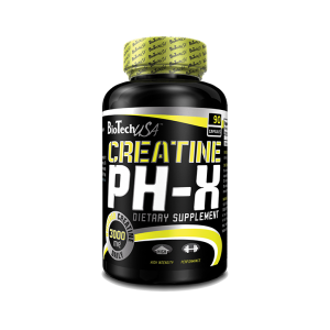 CREATINE PH-X, 90/210 capsule, Biotech Nutrition