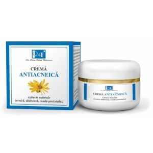 CREMA ANTIACNEICA - Q4U, 50 ml, Tis Farmaceutic