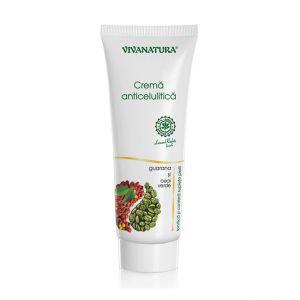 CREMA ANTICELUTITICA, 250 ml, Vivanatura