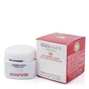 CREMA - BALSAM ANTIRID CU EXTRACT DIN MELC, 50 g, Herbagen