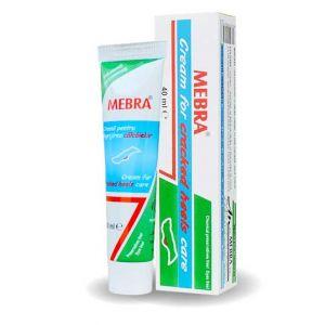 CREMA PENTRU INGRIJIREA CALCAIELOR 40 ml, Mebra