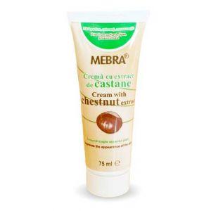 CREMA CU EXTRACT DE CASTANE 75 ml, Mebra