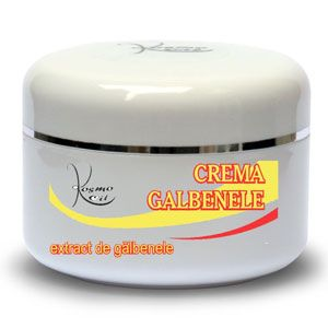CREMA GALBENELE 100 ml, Kosmo Oil