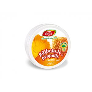 GALBENELE SI PROPOLIS CREMA P117, 20 g, Fares