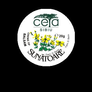 UNGUENT DE SUNATOARE 20 g, Ceta Sibiu