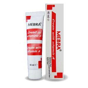 CREMA CU VITAMINA A 40/45/100 ml, Mebra