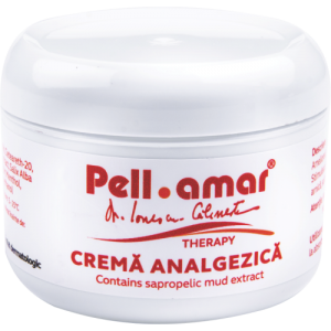 CREMA ANALGEZICA, 50 ml, Pell Amar