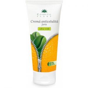 CREMA ANTICELULITA FORTE CU CAFEA VERDE 200 ml, Cosmetic Plant