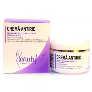 CREMA ANTIRID Beautiful Cosmetics, 50 ml, Phenalex