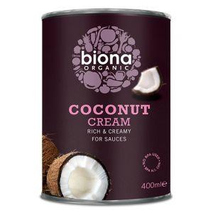 CREMA DE COCOS BIO 400 ml, Biona