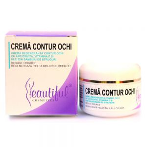 CREMA CONTUR OCHI Beautiful Cosmetics, 50 ml, Phenalex