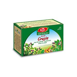 CRUSIN, Ceai 20 plicuri x 1 g, Fares